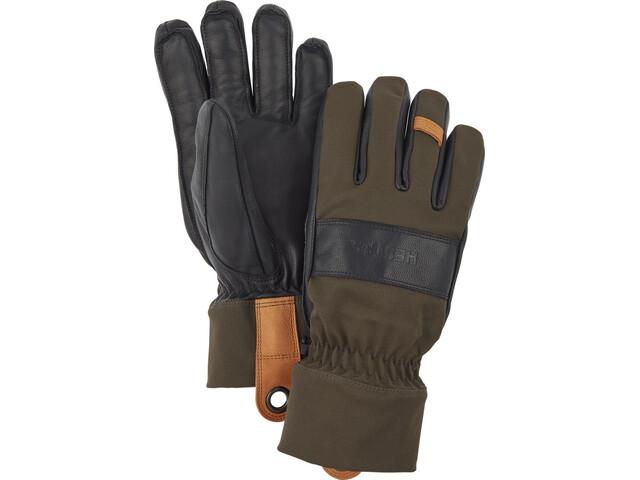Hestra Highland Gloves dark forest